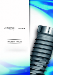 Folleto implantes conicos Dentalmax