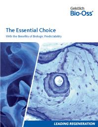 Geistlich Bio-Oss® Product Information